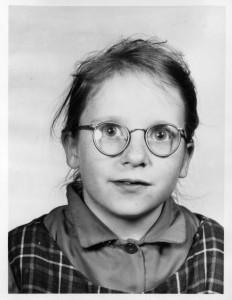 Julie Driver age 6