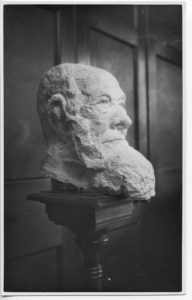 Bust of William Heffer 1843-1928