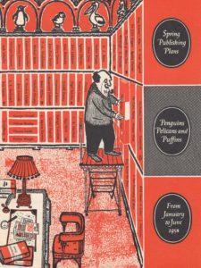 Penguin catalogue 1958